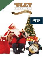 Catálogo Navidad 2013