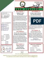 Luuf Newsletter Dec 2013