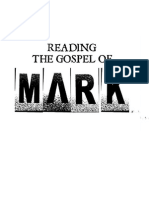 gospel of mark study guide