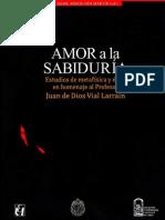 Homenaje a Vial Larrain-Aubenque,Berti,Etc..