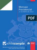 Mensaje-Presidencial 2012 OK