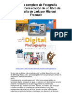 La guía completa de Fotografía Digital tercera edición de un libro de fotografía de Lark por Michael Freeman - Averigüe por qué me encanta!