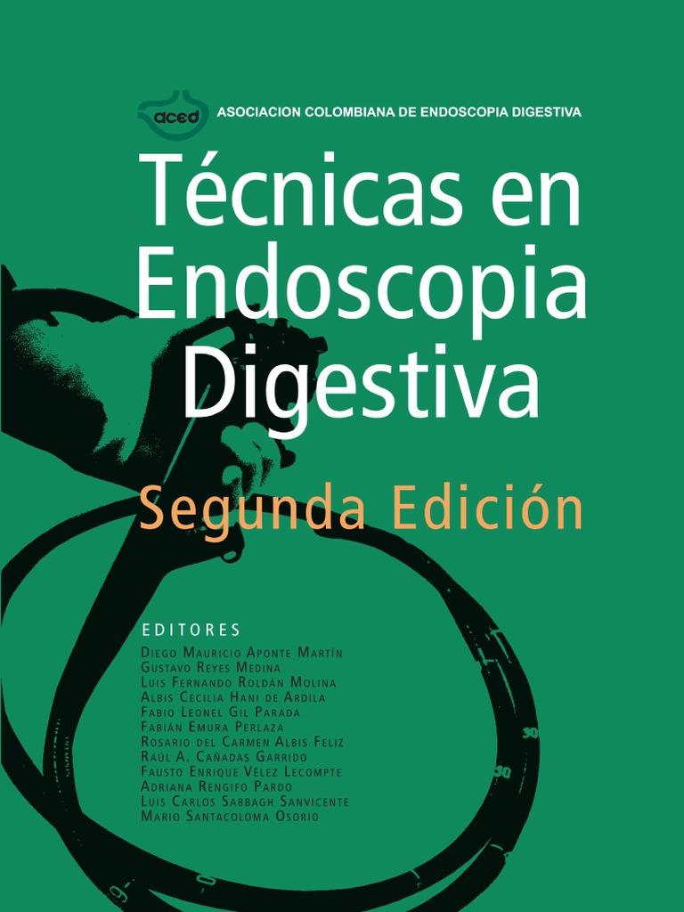 Técnicas en Endoscopia Digestiva Segunda Edición