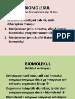 BIOMOLEKUL & IKATAN KIMIA(1)