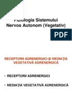 Fiziologia Sistemului Nervos Autonom (Vegetativ)