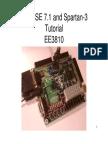 Xilinx Ise 7.1 Tutorial