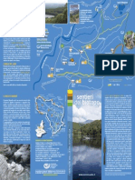 Ecomuseo didattico di Ivrea I sentieri del biotopo Passeggiate sul lago Alice