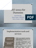 ISO 20022 for Dummies