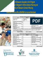 BSN Curriculum Worksheet