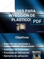 MOLDES PARA INYECCION DE PLASTICO.ppt