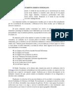 Estamento Juridico Venezolano
