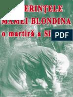 Suferințele mamei Blondina o martiră a Siberiei (2010)