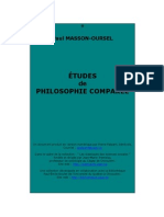 Etudes Philo Comparee