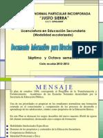 Folleto Informativo Sec.