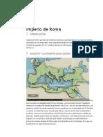 Imperio de Roma