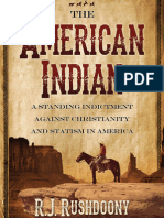 American Indian, The - R. J. Rushdoony