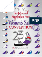 Women's Sailing Convention 2014 Brochure