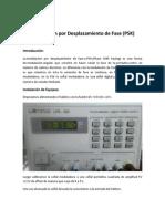 Lab. 4 Telecomunicaciones 2 Final Modulacion PSK