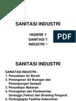 Sanitasi Industri