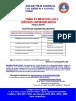 Folleto Informativo Centros Universitarios Octubre 2013 (1)