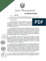 Opinión Técnica EIA Lote 88 rvnro009-2013-vmi-mc Noviembre2013
