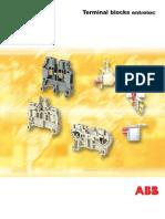 Terminal Blocks - Catálogos (En)
