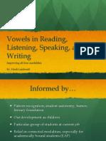 Vowel Focus