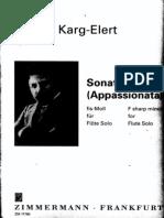 Karg Elert,S.sonata Appassionata(Ed.revisada) Ed.zimme_037