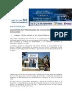 29-11-2013 Blog Rafael Moreno Valle - GARANTIZA RMV PROGRAMAS DE COINVERSIÓN A JUNTAS AUXILIARES