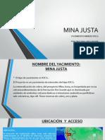 Mina Justa
