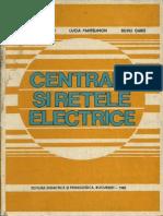 Centrale Si Retele Electrice