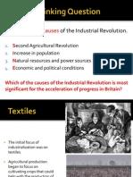 WebNotes - 2013 - Innovations - Industrial Revoltuion