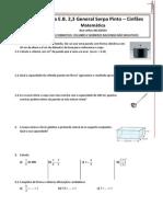 Ficha Formativa MAT6 13/14