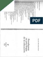 Paradigmas En Psicologia De La Educacion Pdf