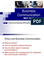 Business Communications (Lecture 21 and 22)
