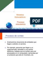 6. Procesos estocasticos
