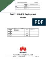HSUPA Deployment Guidelines