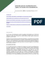 Orientaciones pastorales para la coordinación de la familia.doc