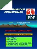 Lesiones Traum.