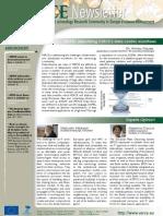 Verce Newsletter Summer 2013