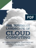 Financial Times on Cloud Computing