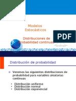 4. Distribuciones de Probabilidad Continuas