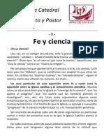 07 Fe y Ciencia
