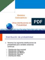 5. Otras Distribuciones de Probabilidad