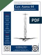 Lex Aurea 44