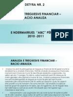 Analiza e Treguesve Financiar