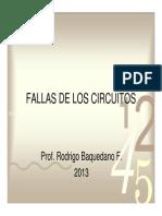 Fallas de Los Circuitos 2013