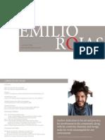 CV Emilio Rojas 2013