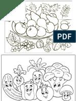 Fructe Legume Toamna