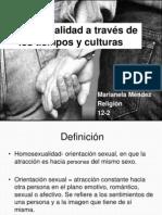 Visiones sobre la homosexualidad